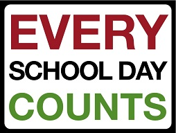 Every day counts!